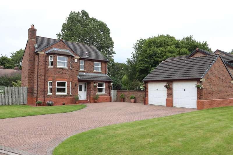 4 Bedrooms Detached House for sale in Vestaneum, Crosby-on-Eden, Carlisle, CA6