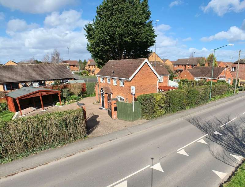 3 Bedrooms Cottage House for sale in Kinwarton Road, Alcester, B49 6QT