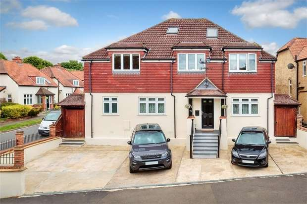 6 Bedrooms Detached House for sale in West Street, Ewell Village
