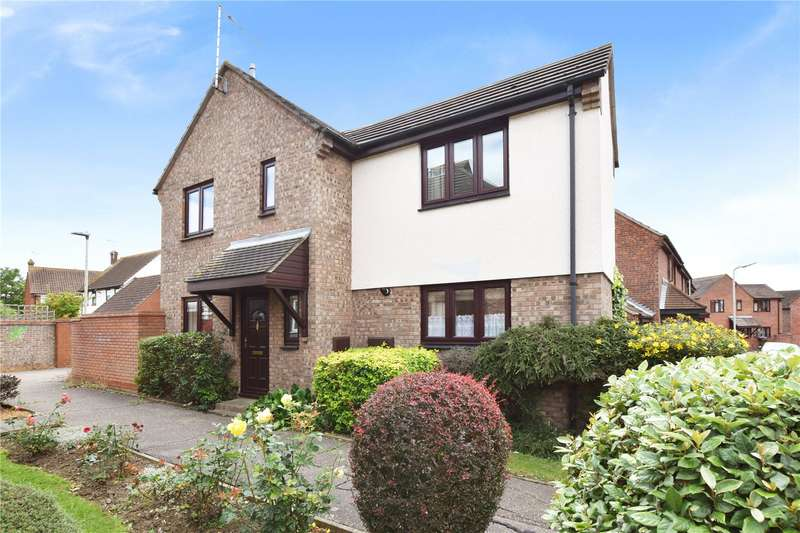 3 Bedrooms Detached House for sale in Hallowell Down, South Woodham Ferrers, Chelmsford, Essex, CM3
