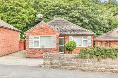 3 Bedrooms Bungalow for sale in Stonelow Road, Dronfield, Derbyshire