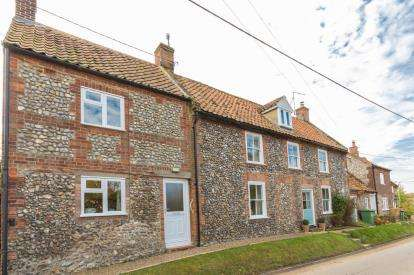 2 Bedrooms End Of Terrace House for sale in Walsingham, Norfolk, England