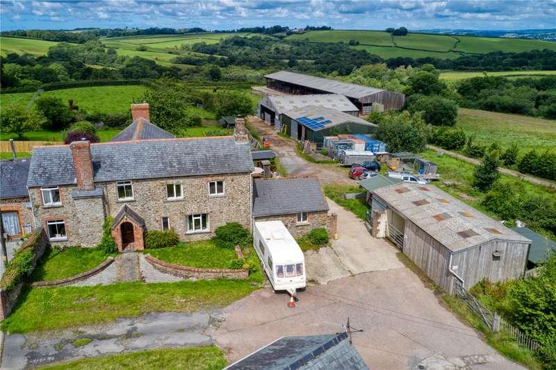 5 Bedrooms Farm Commercial for sale in Romansleigh, South Molton, Devon, EX36