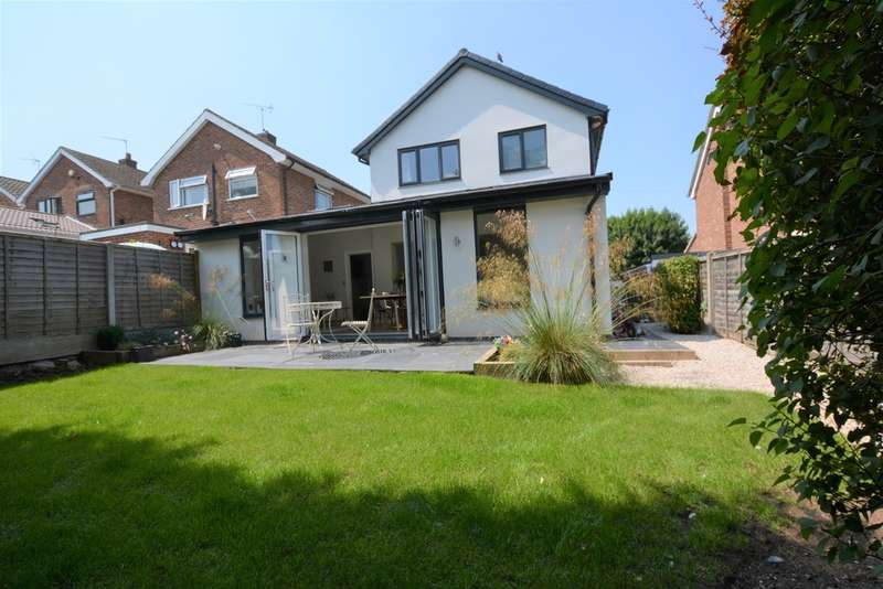 4 Bedrooms Detached House for sale in Ridgeway, Southwell