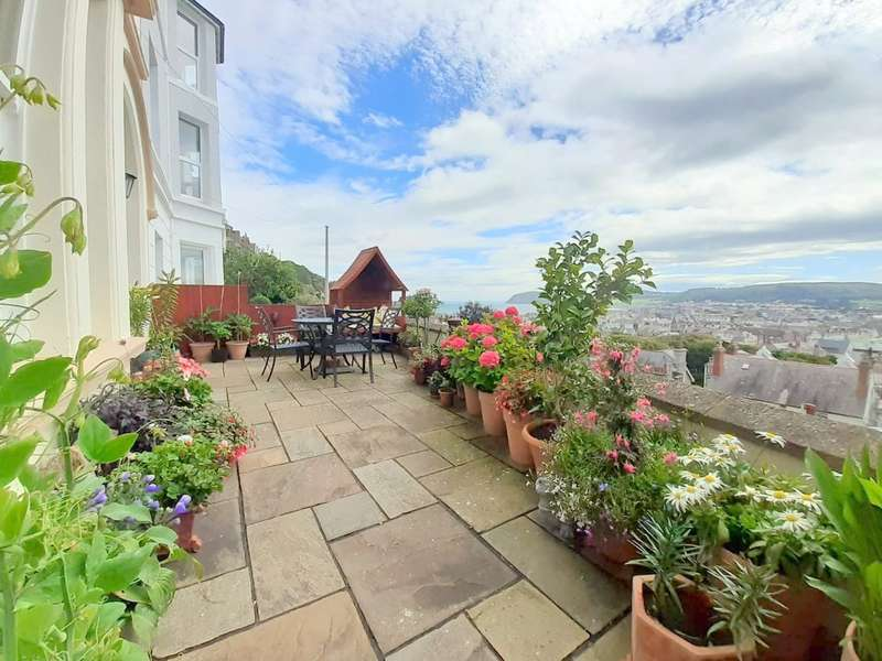 2 Bedrooms Semi Detached House for sale in Cwlach Road, Llandudno, Conwy, LL30