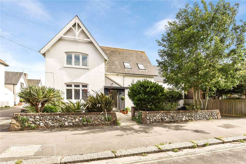 4 Bedrooms Detached House for sale in Church Walk, Worthing, West Sussex, BN11