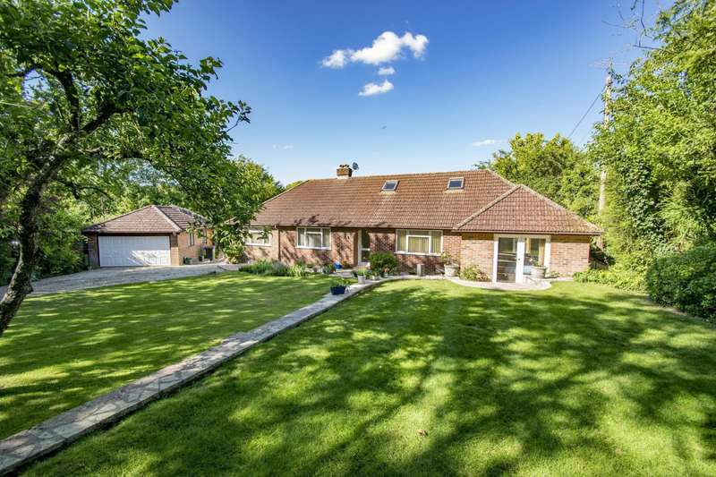 4 Bedrooms Detached Bungalow for sale in Upton, Didcot, OX11