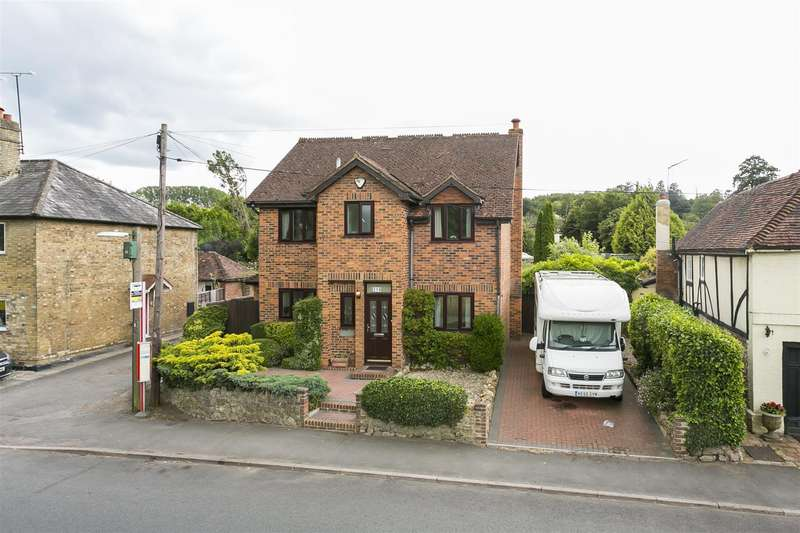 4 Bedrooms Detached House for sale in Main Road, Sundridge, Sevenoaks