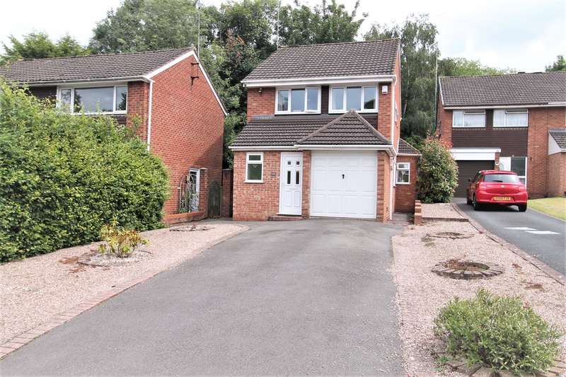 3 Bedrooms Detached House for sale in Arlington Court, Oldswinford, Stourbridge, DY8