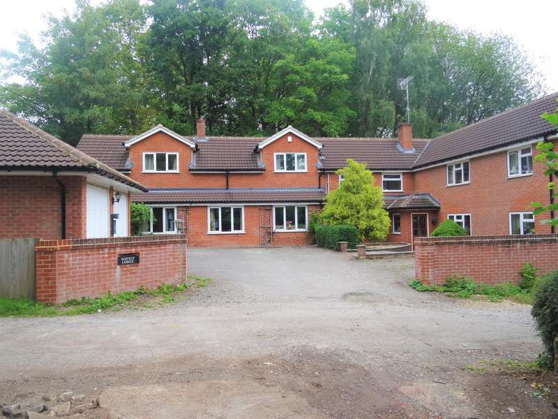 5 Bedrooms Detached House for sale in Scures Hill