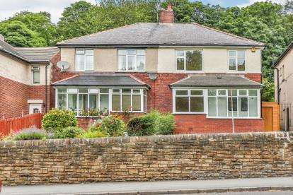 3 Bedrooms End Of Terrace House for sale in Granville Road, Sheffield, South Yorkshire