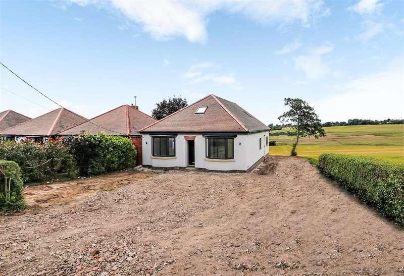 4 Bedrooms Detached Bungalow for sale in Heath Lane, Blackfordby, DE11 8AA
