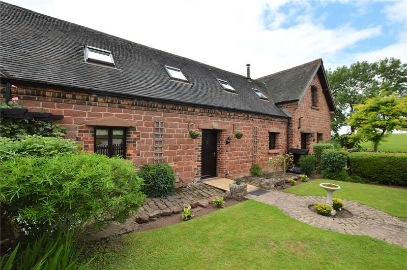 3 Bedrooms Barn Conversion Character Property for sale in Keepers Cottage, Arley, Bewdley, DY12