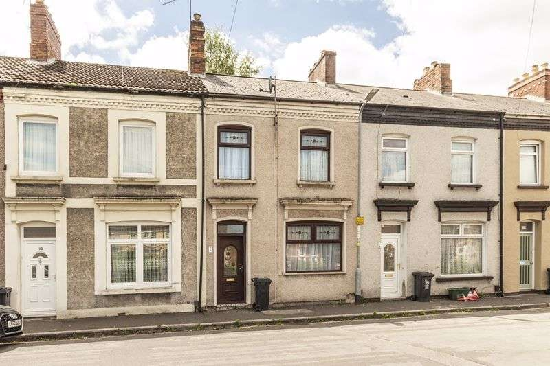 3 Bedrooms Property for sale in Livingstone Place, Newport