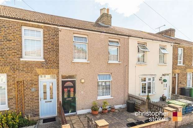 2 Bedrooms Terraced House for sale in Eleanor Road, Waltham Cross, Hertfordshire