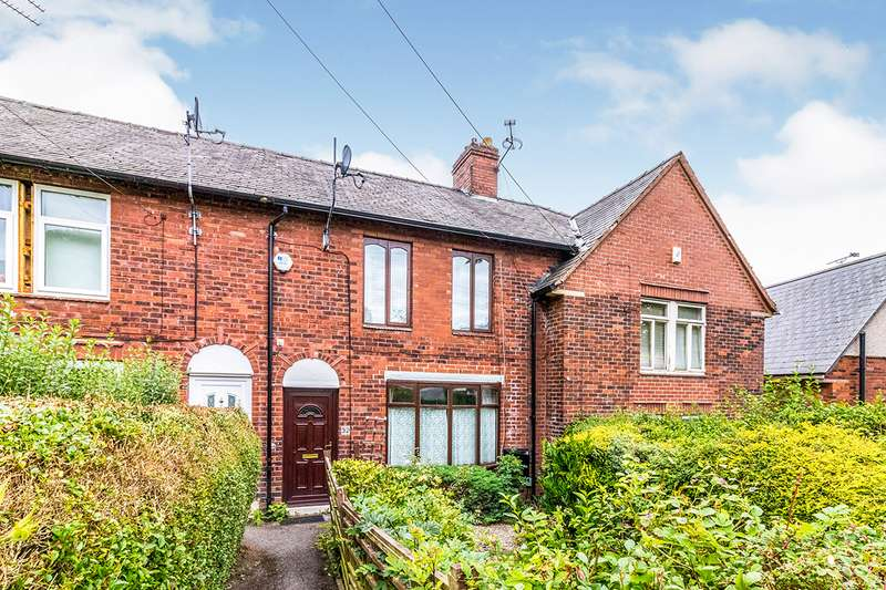 3 Bedrooms House for sale in Edensor Road, Sheffield, South Yorkshire, S5