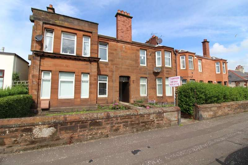 1 Bedroom Flat for sale in Prestwick Road, Ayr, KA8