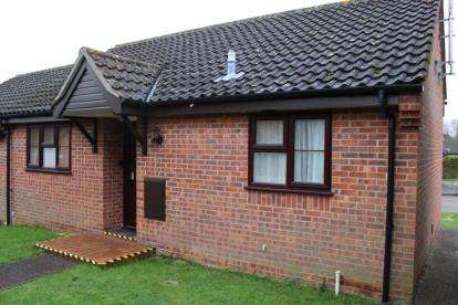 2 Bedrooms Retirement Property for sale in Stowmarket, Suffolk