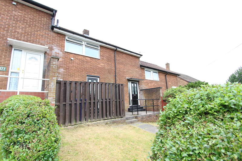 3 Bedrooms Terraced House for sale in Fraser Road, Woodseats