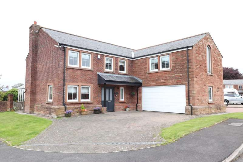 5 Bedrooms Detached House for sale in Grinsdale, Carlisle, CA5