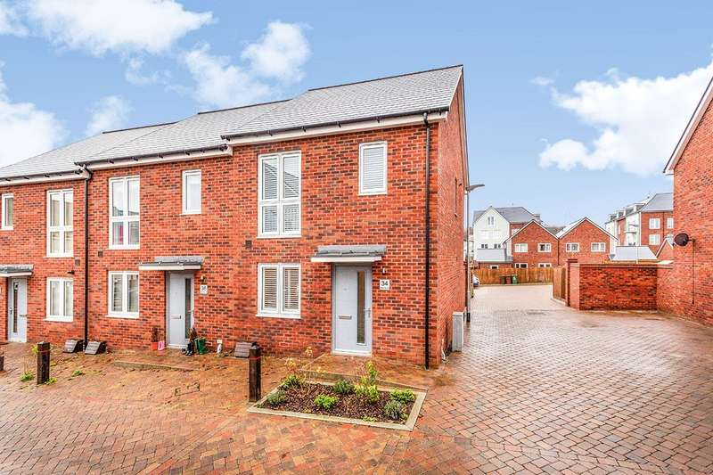 2 Bedrooms End Of Terrace House for sale in Hedgerow Lane, Tunbridge Wells, Kent, TN2