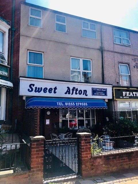 8 Bedrooms Hotel Gust House for sale in Sweet Afton 111 Albert Road, Blackpool, FY1
