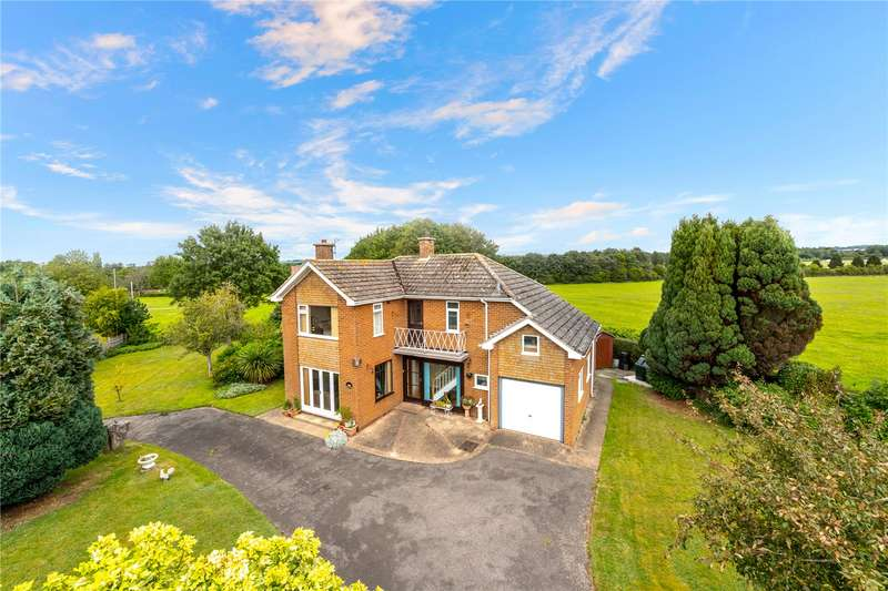 4 Bedrooms House for sale in Legsby Road, Market Rasen, Lincolnshire, LN8