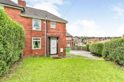2 Bedrooms Semi Detached House for sale in Spinkhill Road, Sheffield, South Yorkshire
