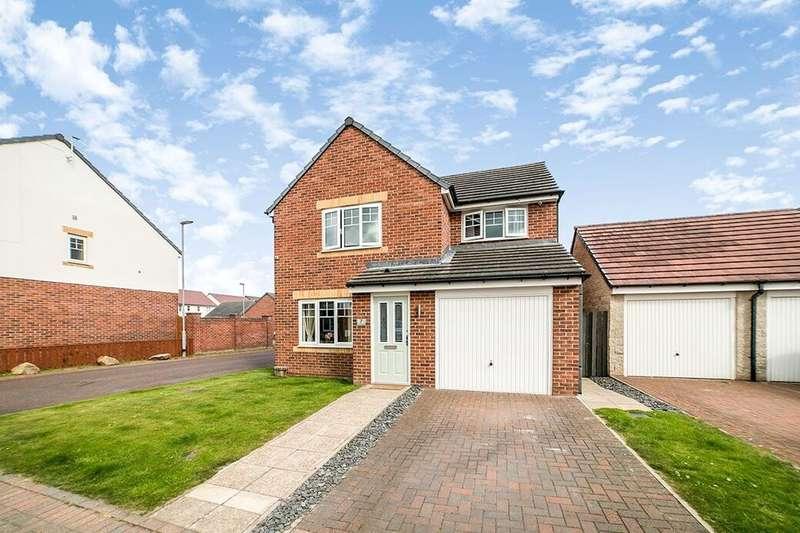 3 Bedrooms Detached House for sale in Hadrian Drive, Blaydon-on-Tyne, NE21