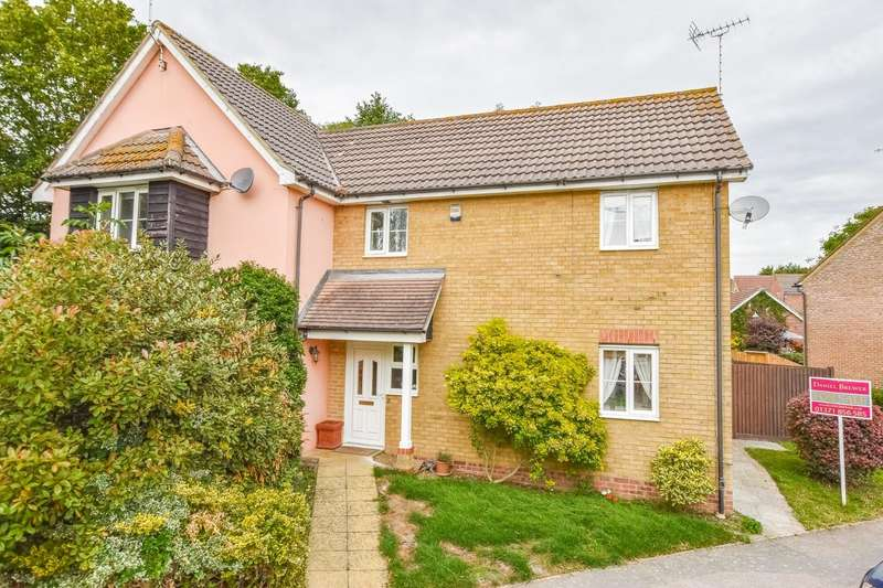 2 Bedrooms Semi Detached House for sale in Flitch Lane, Dunmow