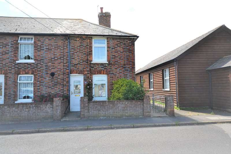 2 Bedrooms End Of Terrace House for sale in Skinner Road, Lydd
