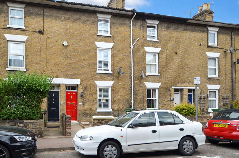 4 Bedrooms Terraced House for sale in Marsham Street, Maidstone