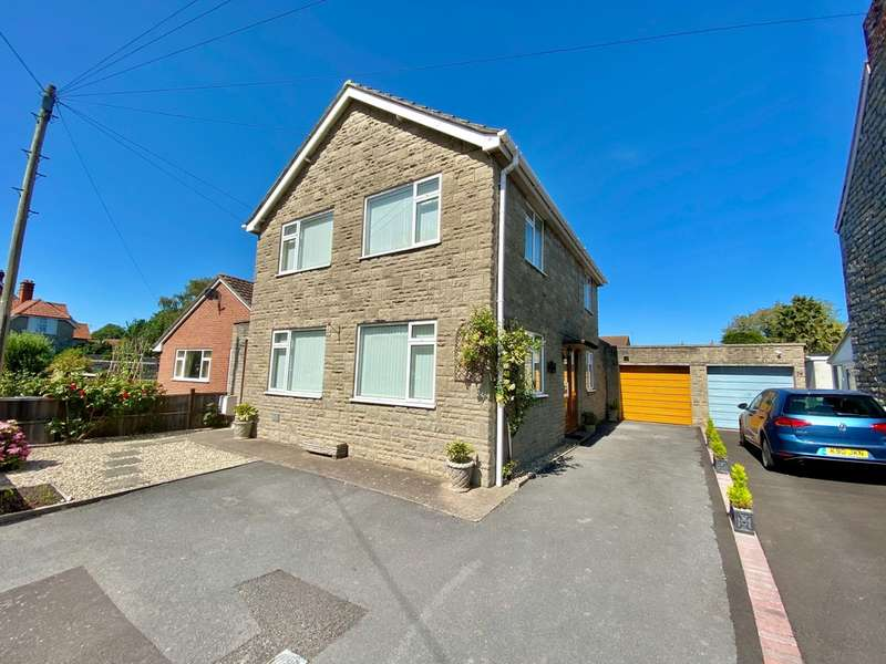 3 Bedrooms Detached House for sale in Cranhill Road, Street