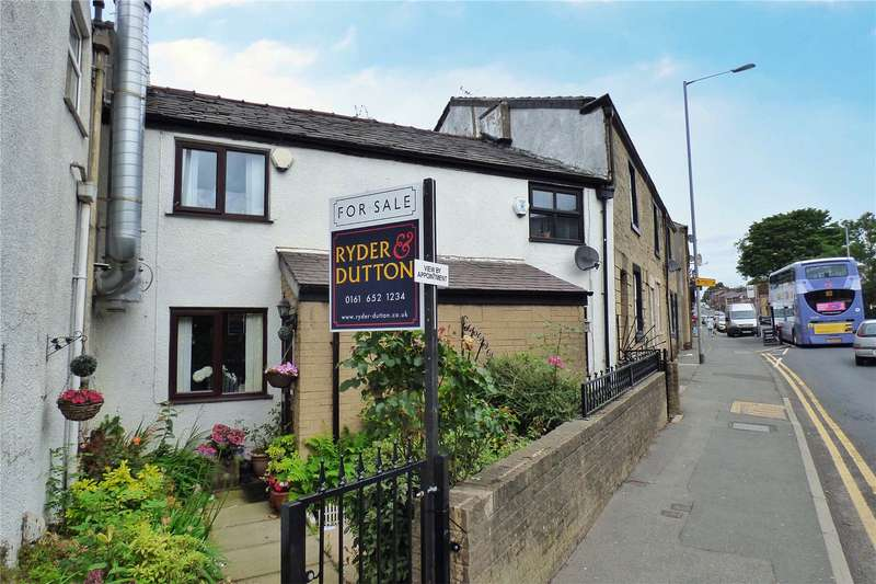 2 Bedrooms Terraced House for sale in Ripponden Road, Watersheddings, Oldham, Greater Manchester, OL1
