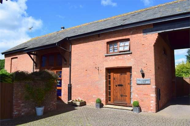 4 Bedrooms Mews House for sale in East Budleigh, Budleigh Salterton, Devon