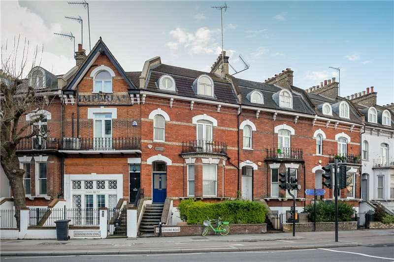 5 Bedrooms Terraced House for sale in Harleyford Road, Vauxhall, London, SE11