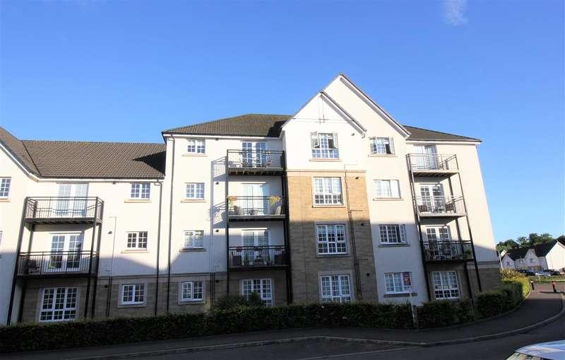 2 Bedrooms Apartment Flat for sale in Crown Cresent, Kinnaird, Larbert