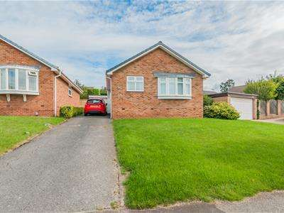 2 Bedrooms Detached Bungalow for sale in Woodfoot Road, Moorgate, Rotherham