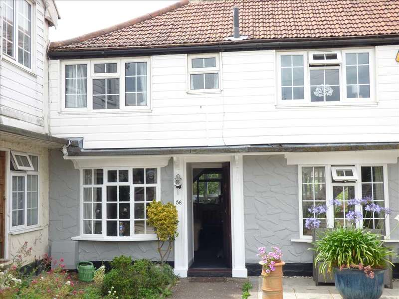 2 Bedrooms Terraced House for sale in Coopers Hill, Marden Ash, Ongar CM5