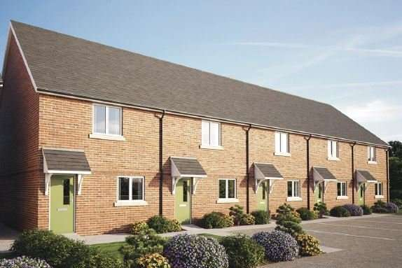 3 Bedrooms End Of Terrace House for sale in Westbere Edge, Bredlands Lane, Westbere, Canterbury, CT2