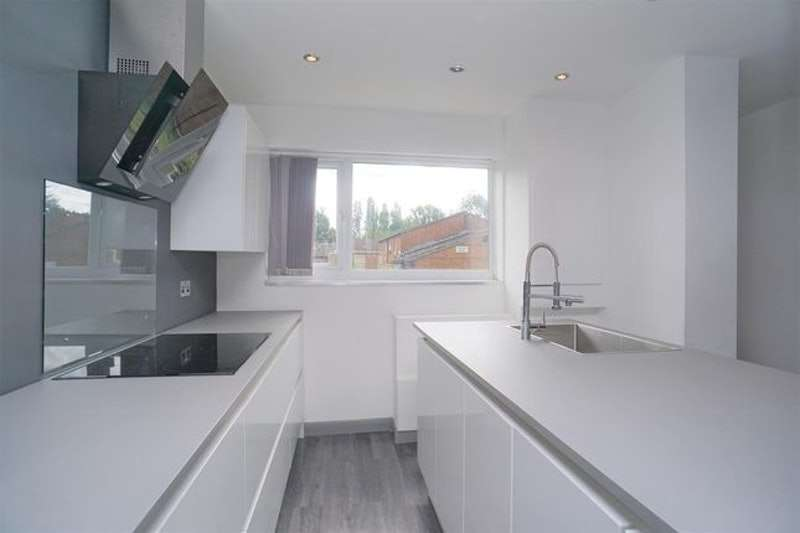 3 Bedrooms Terraced House for sale in Carwood Green, Sheffield, South Yorkshire, S4