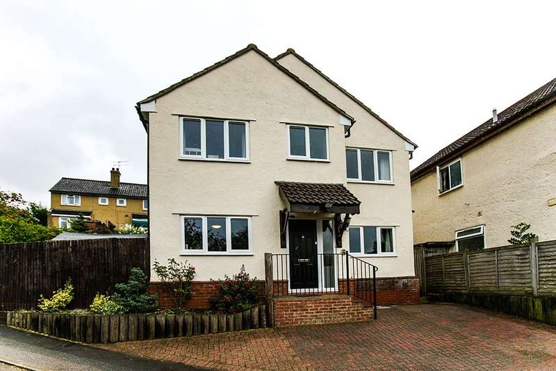 4 Bedrooms Detached House for sale in West Road Stansted Mountfitchet