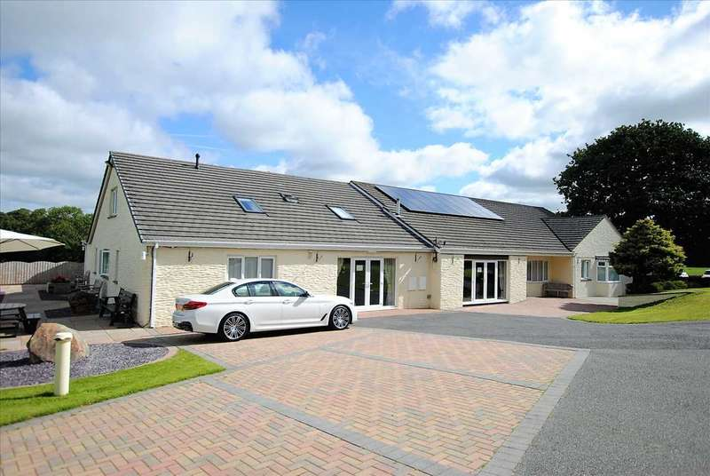 15 Bedrooms Detached House for sale in Lovesgrove Country Guest House, Bangeston Hall, PEMBROKE