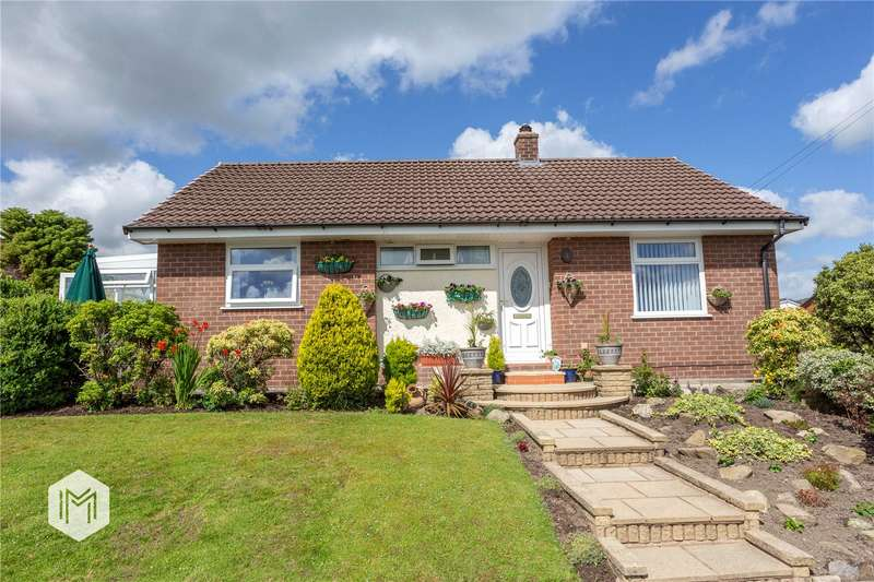 2 Bedrooms Semi Detached Bungalow for sale in Balmoral Close, Horwich, BL6