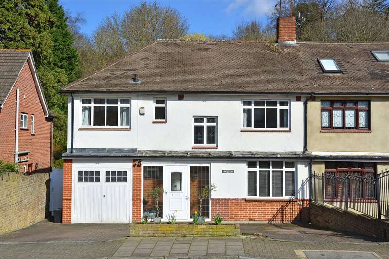 5 Bedrooms Semi Detached House for sale in Lower Camden, Chislehurst, BR7