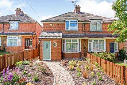2 Bedrooms Semi Detached House for sale in Southampton, Hampshire, Uk