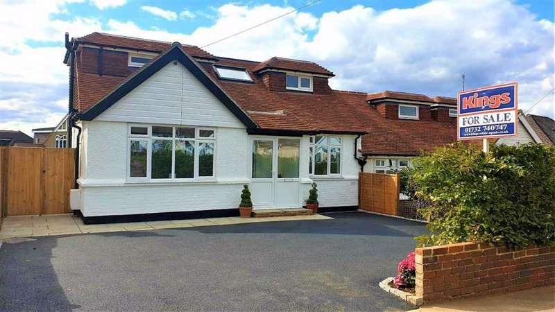 3 Bedrooms Semi Detached House for sale in Oakdene Road, Sevenoaks, TN13