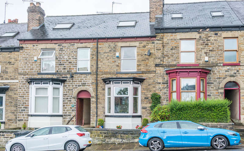 4 Bedrooms Terraced House for sale in Wadbrough Road, Ecclesall