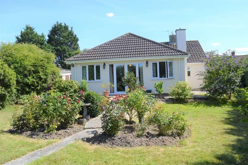 2 Bedrooms Detached Bungalow for sale in Walrow, Highbridge, Somerset, TA9