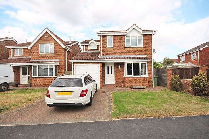 3 Bedrooms Property for sale in ST ANDREWS WAY, IMMINGHAM
